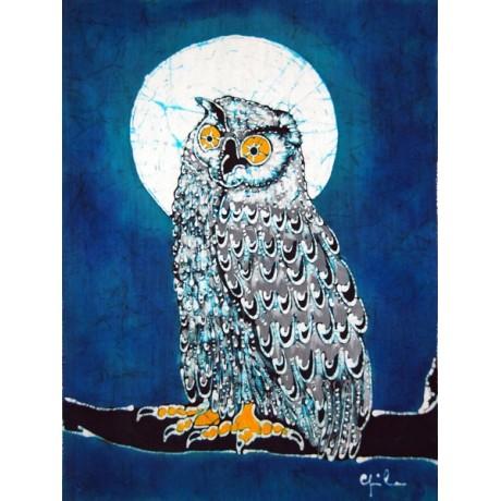 Batik Owl