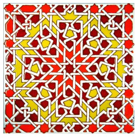 Dise os geom tricos de la poca andalus cer mica for Casa de azulejos cordoba