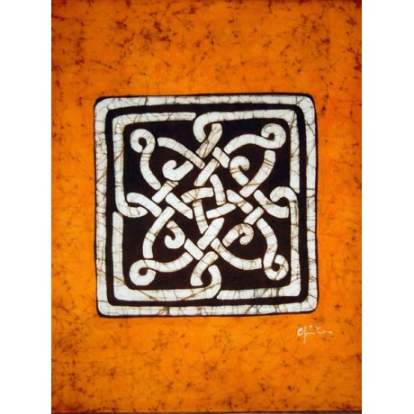Islamic batik