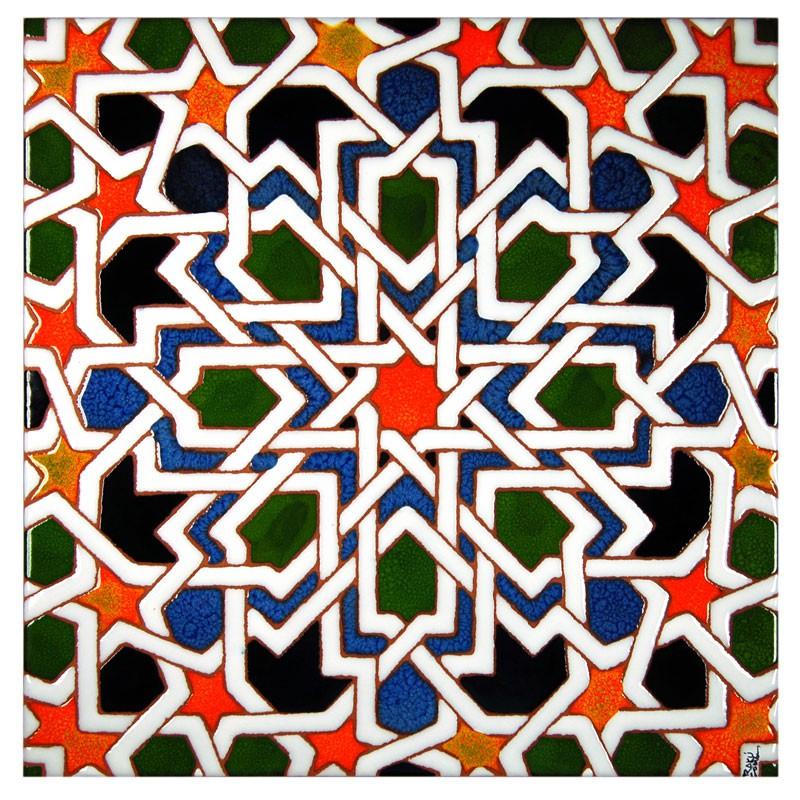 Granada Tile Asociacion Cordobesa De Artesanos - Azulejos-con-dibujos